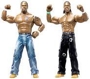 WWE Wrestling Adrenaline Series 36 JTG & Shad