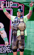 John Cena - WWE World Heavyweight Champion