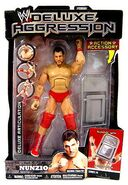WWE Deluxe Aggression 16 Nunzio
