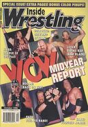 Inside Wrestling - October 1998