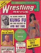 Wrestling Revue - August 1974