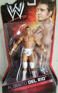 WWE Series 12 Alberto Del Rio