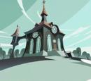 Daten City's Church