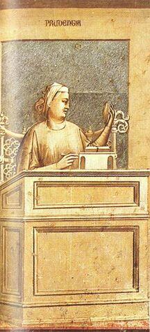 File:Giotto - Scrovegni - -40- - Prudence.jpg