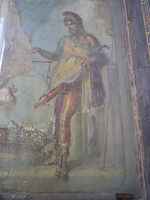 Priapus Fresco