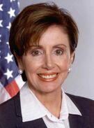 Nancy Pelosi official portrait