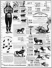 Millerite 1843 chart 2