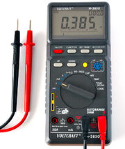 Digital Multimeter Aka