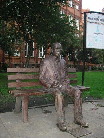 File:Alan Turing Memorial Closer.jpg