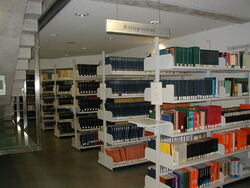Library-shelves-bibliographies-Graz