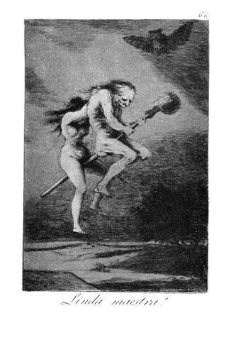 File:Goya - Caprichos (68).jpg