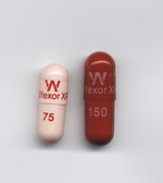 EffexorXR 75and150mg