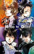 Rebo to Dlive - Cover