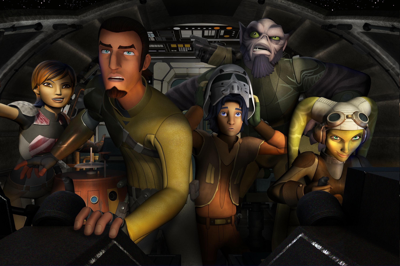 Resultado de imagem para Star Wars Rebels