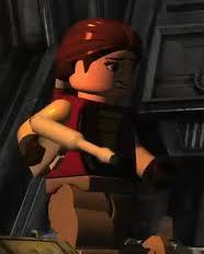 Padmé LEGO III