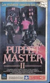 Curse of the Puppet Master | VHSCollector.com - Your Analog ...