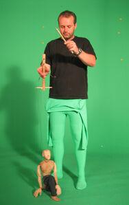 Tony sinnett marionette