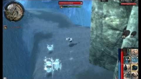 Guild Wars - Clear the UW wastes in 7 mins as Dervish - Post Feb 11 2011 Update