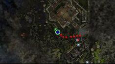 Craw Stonereap map