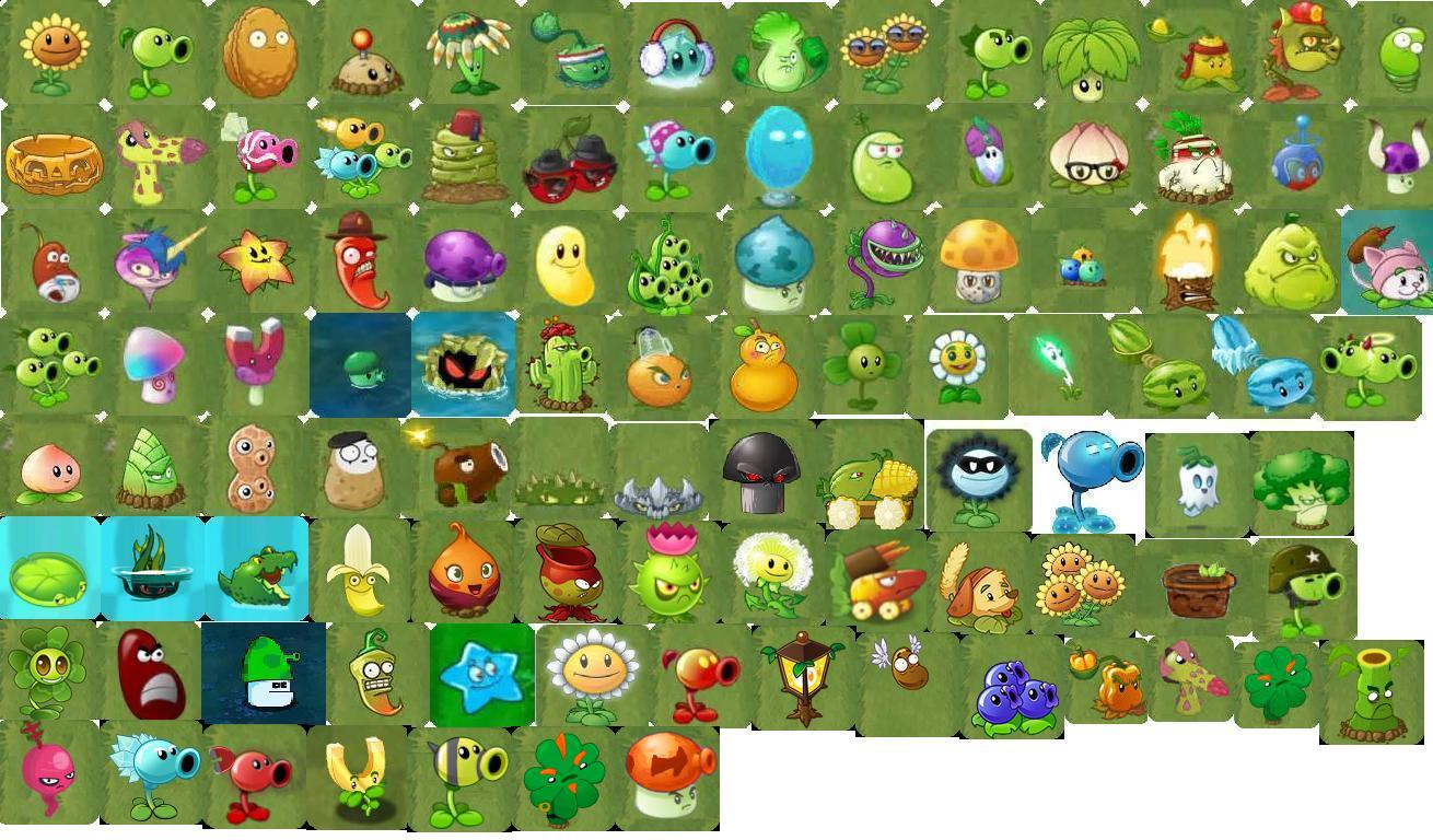 Image todas las plantas de plants vs zombies 2 jpg for Fotos de la casa de plantas vs zombies