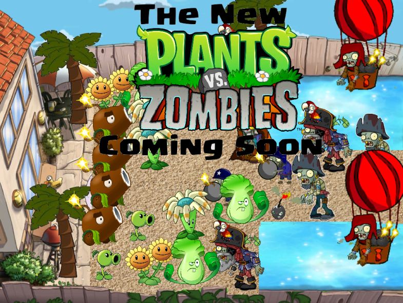 plant and zombie pc