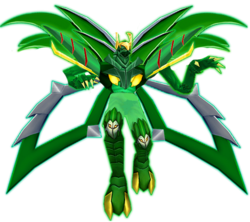 Avis (New Bakugan form)