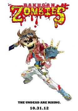Bakugan Zombies Poster 1 Full
