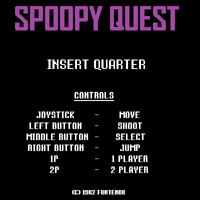 Spoopy Quest