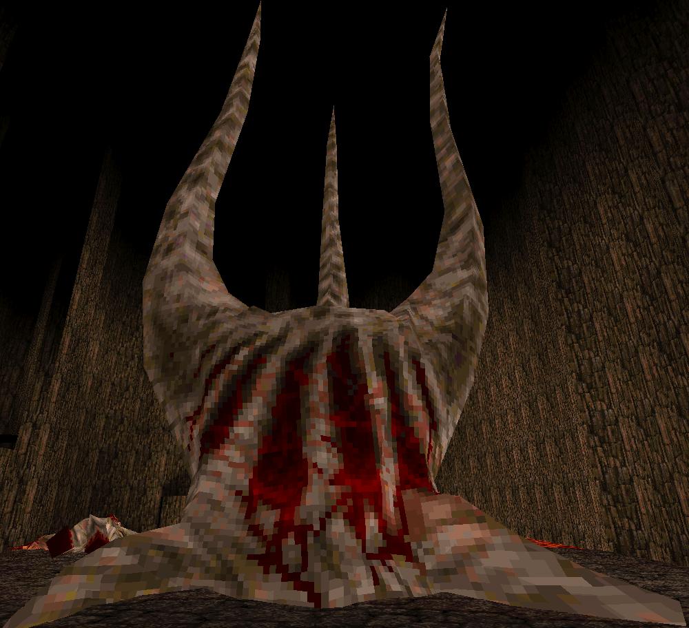Shub-Niggurath ... Quake Vore