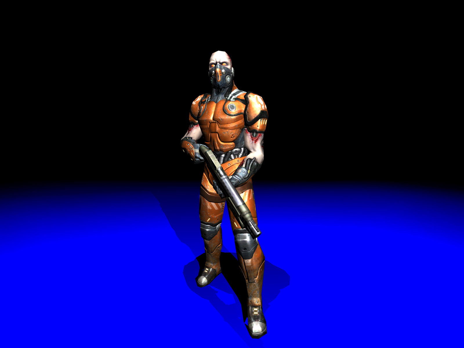 Tactical Strogg | QuakeWiki | Fandom powered by Wikia Quake Chthon