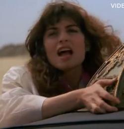 Tracy Kolis as Lisa in Hurricane