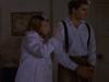 Norma tries to make Sam dance