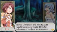 Queen's Blade Spiral Chaos Freetalks Translation Nanael (2 of 2)