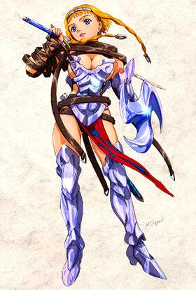 Leina profile 1