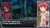 Queen's Gate Spiral Chaos Freetalks Translation Charlotte (2 of 2) (+kiss scene)