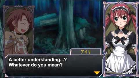 Queen's Gate Spiral Chaos Freetalks Translation Airi (1 of 2)