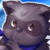 Rain Raccoon Icon