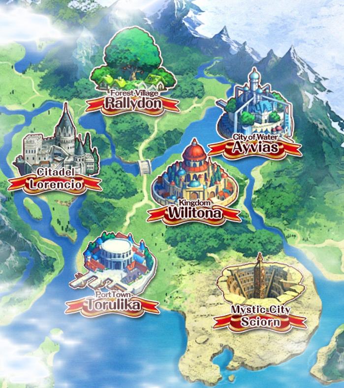 City Map New