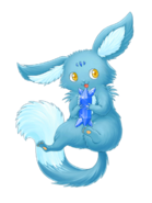 Elite Frost Rabbit transparent