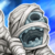 Blue Mummy Icon