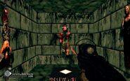 Rage Doom room teleporter