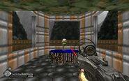 Rage Doom room the bobblehead 1