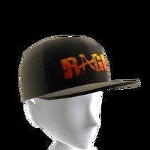 RAGE Logo Hat Prop