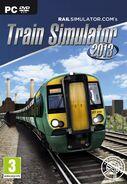 Train Simulator 2013 box art
