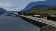 Seebergbahn Seeberg docks