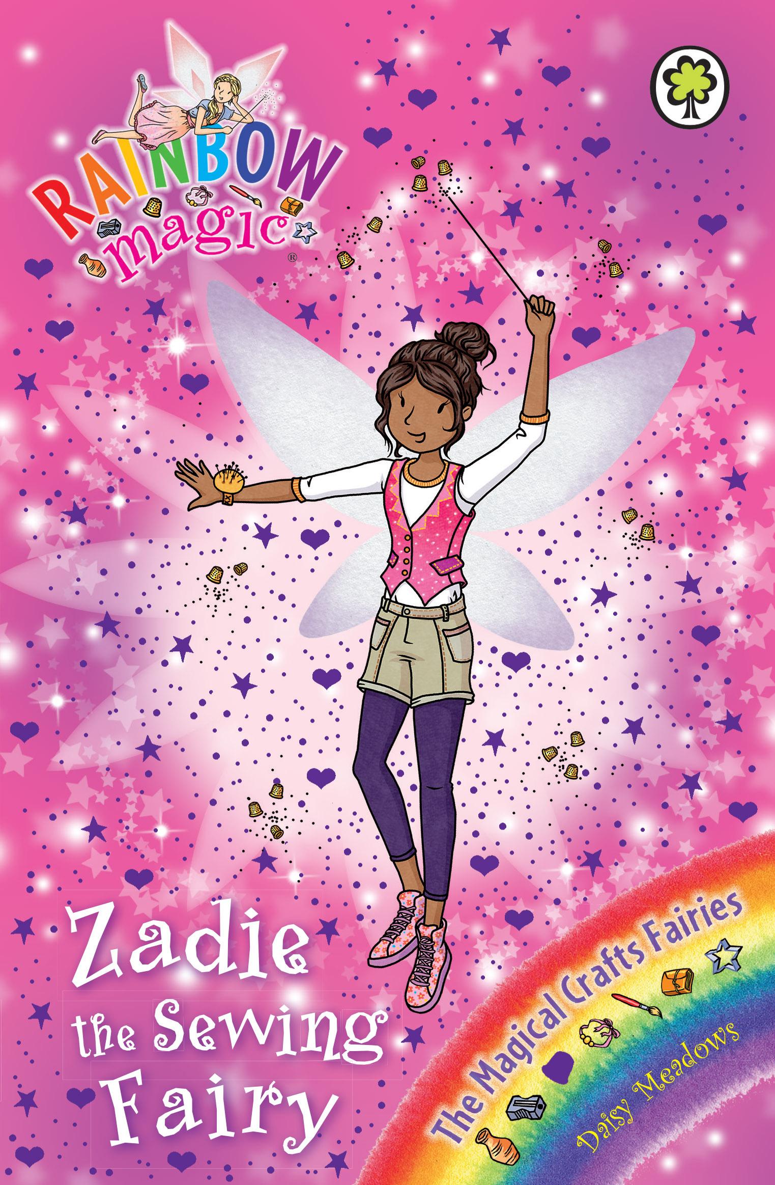 zadie the sewing fairy rainbow magic wiki fandom
