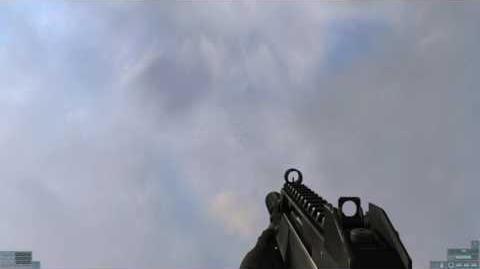 Tom Clancy's Rainbow Six- Lockdown - M36c
