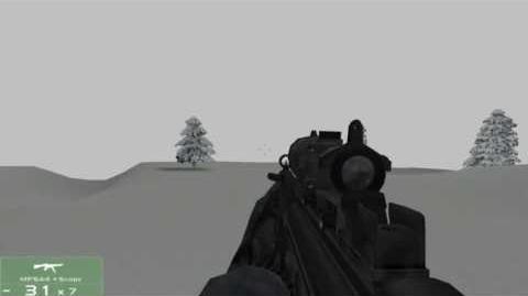 Tom Clancy's Rainbow Six Raven Shield MP5A4