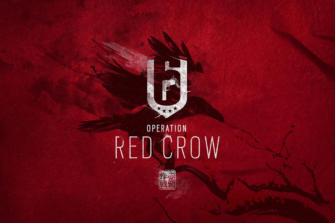 Tom Clancy's Rainbow Six Siege: Operation Red Crow ...