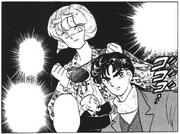 Kinnosuke realises Nabiki didn't pay